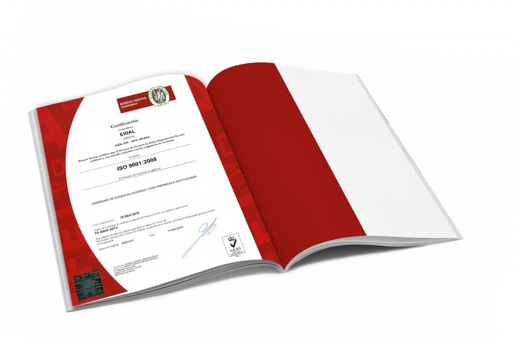ISO - Academias de inglés - Eidal Idiomas