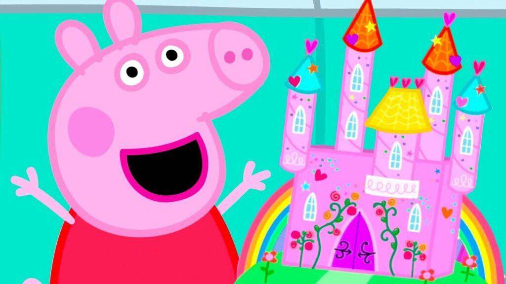aprender inglés con peppa pig